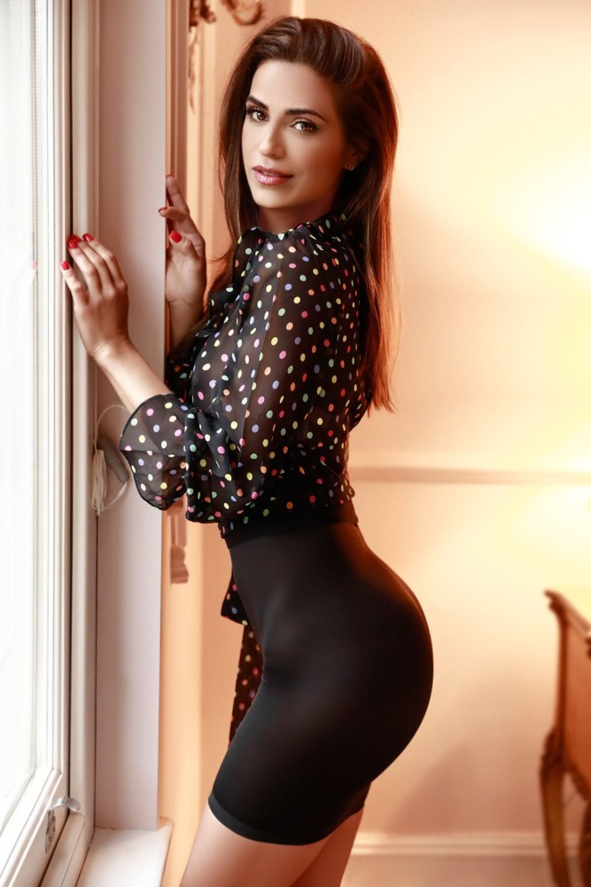 Gloucester Road London Escort Cassie at Bunnys of London