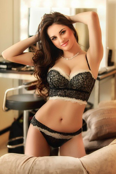 April South Kensington Escort in London