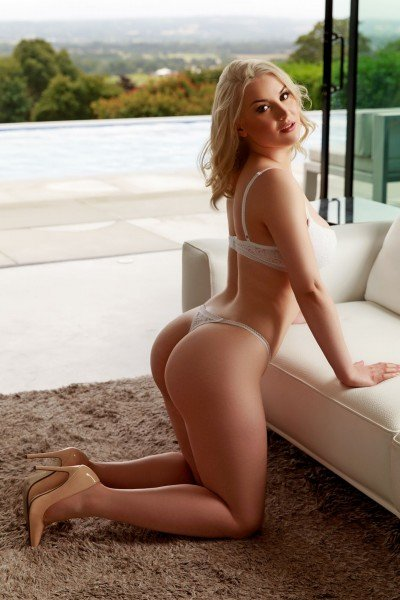 Elite Alba 36D High Class Busty Blonde London Escort in Maryleb