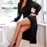 Lala Brunette 34DD, Slim and Busty Bayswater Escort in London