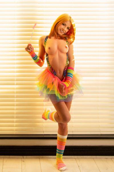 Slim Red Head Paddington Escort Amber
