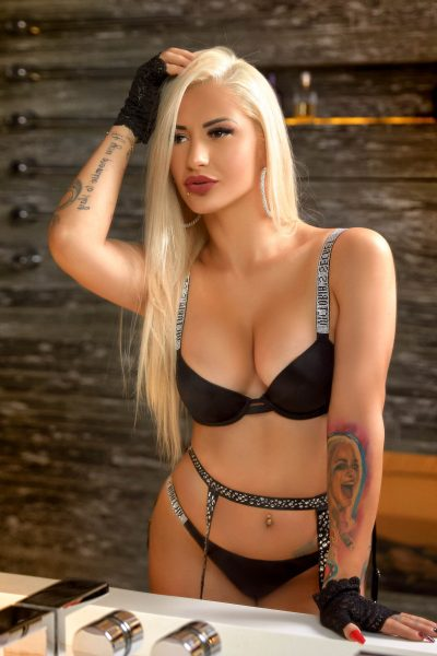 Edgware Road Beautiful Blonde Busty Escort Madeline